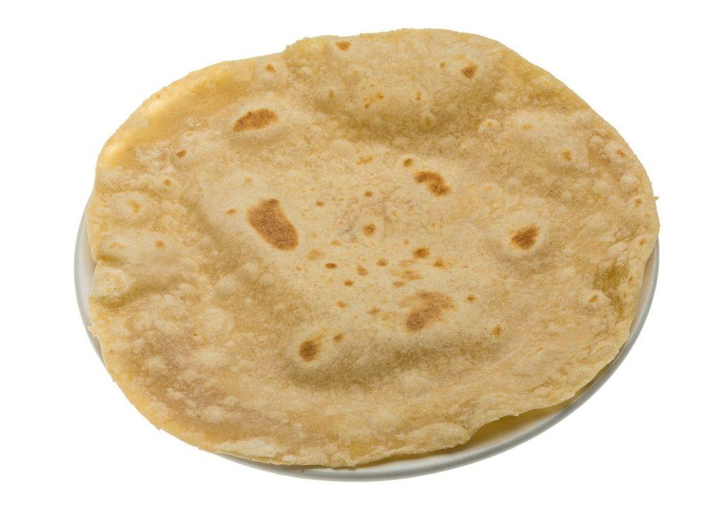 Chapatis o pan indio