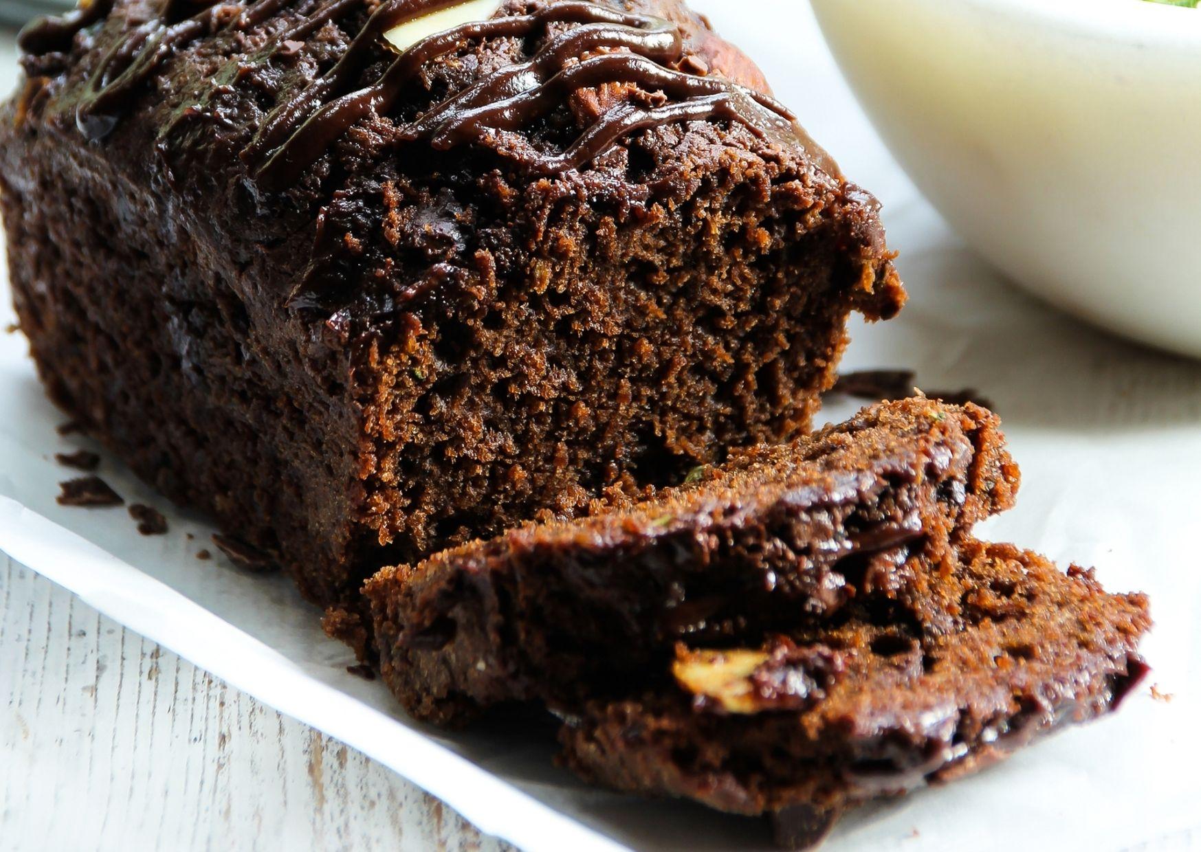 Panes caseros de chocolate o pan de chocolate