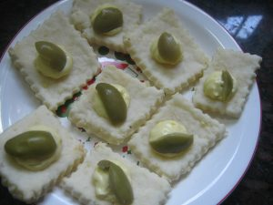 Galletas de queso aptas para celíacos