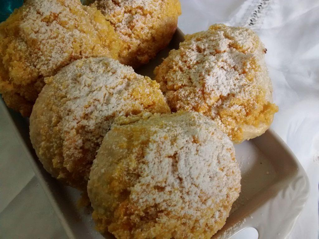 tortitas coco